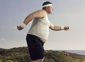 Truques para corredores com peso a mais