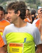 Domingos Paciência no Porto Runners