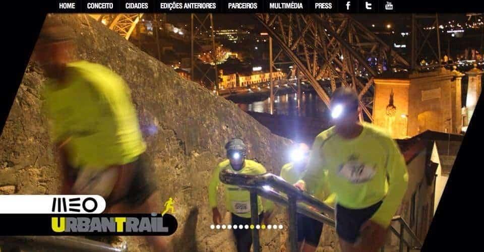 Free Running / Caminhada Solidária Meo Urban Trail