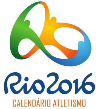 Jogos Olímpicos Rio 2016 - Calendário de Atletismo